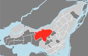Arrondissement Saint-Laurent - Vill de Montréal