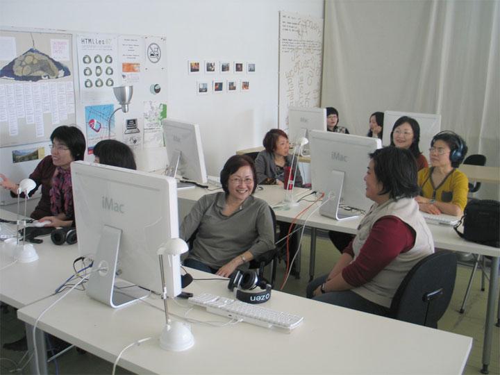 Projet de médiation culturelle De Chinoises à Québécoises