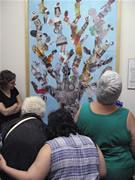 Le Centre des arts actuels SKOL et le centre d'alphabétisation CEDA : un projet de création partagée