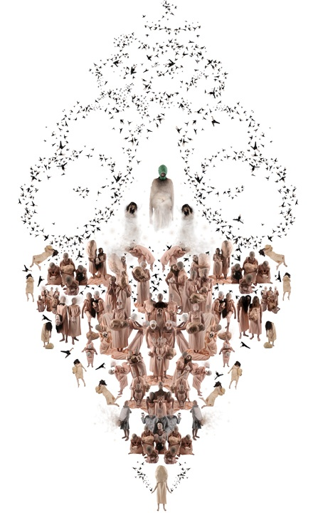 œuvre d'Annie Baillargeon - ©GOA
