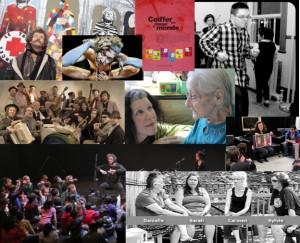 Mosaique - projets soutenus 2011