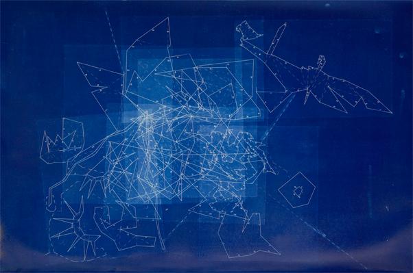 Michel de Broin, L'étendue de l'abîme, 2013