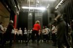 Artistes : Danse Carpe Diem / Emmanuel Jouthe Participants : Des élèves du Secteur des sourds de l'école secondaire Lucien-Pagé